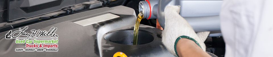 full synthetic oil change provo