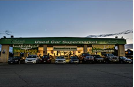 Larry H Miller Used Car Supermarket Orem Orem Ut
