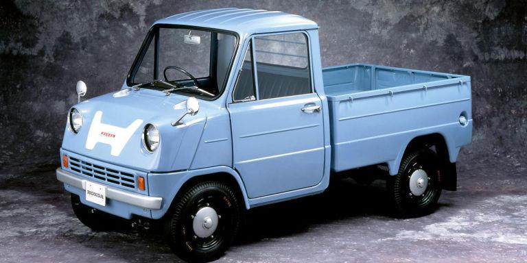Honda T360 mini truck