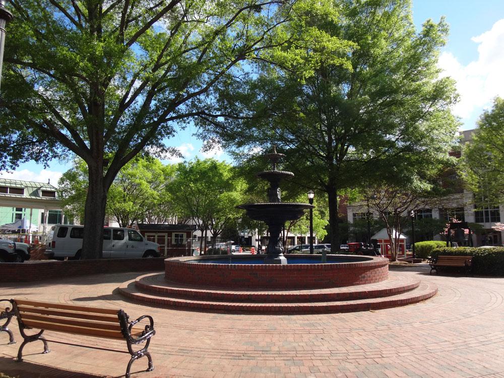 Downtown Marietta Park