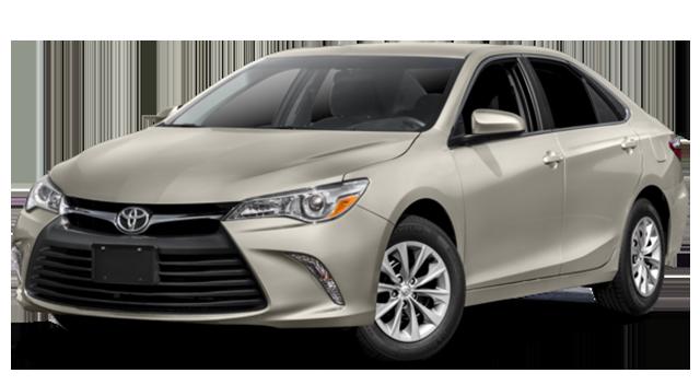 2016 Toyota Camry beige