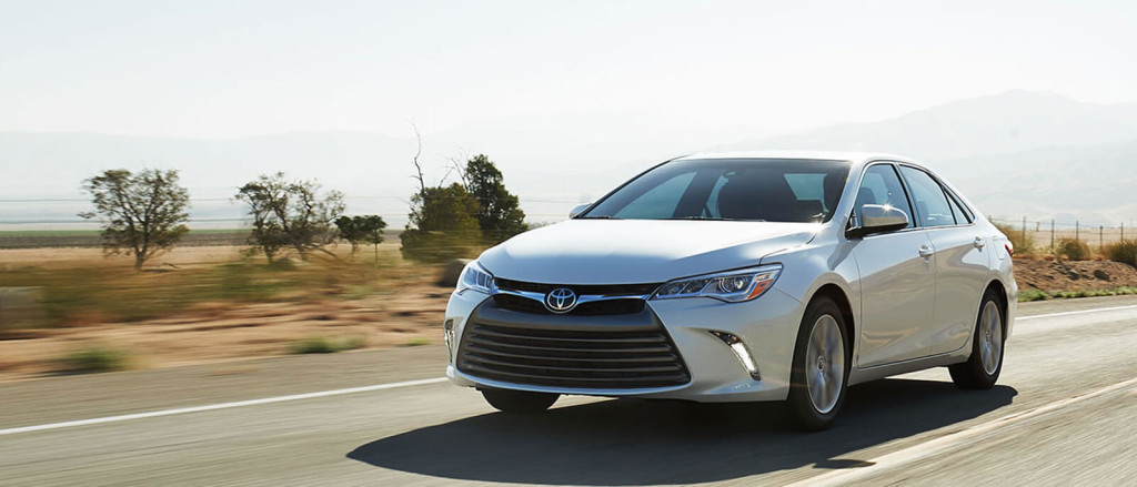 All-New Updated 2017 Toyota Camry