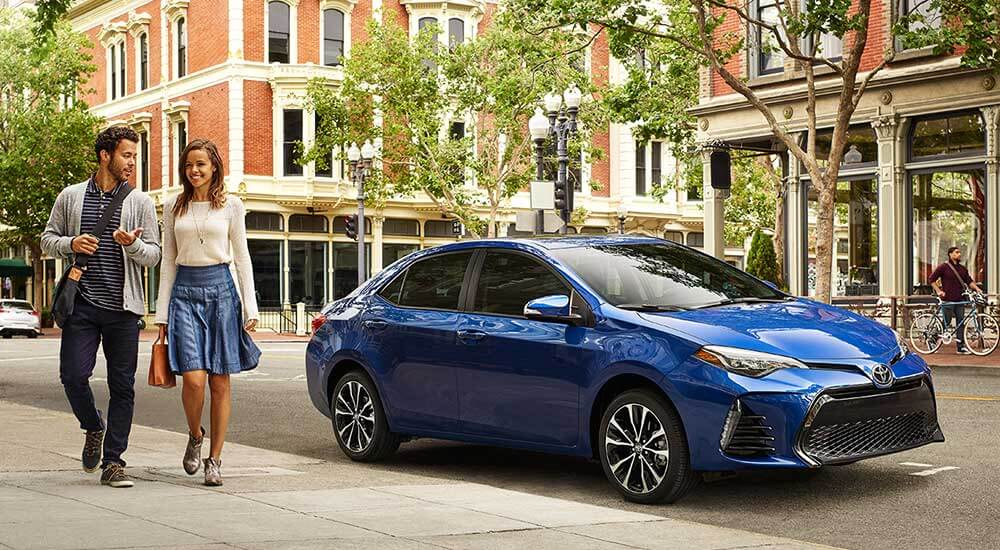 2017 Toyota Corolla reviews
