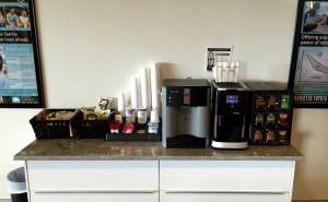 Complimentary Coffee Bar