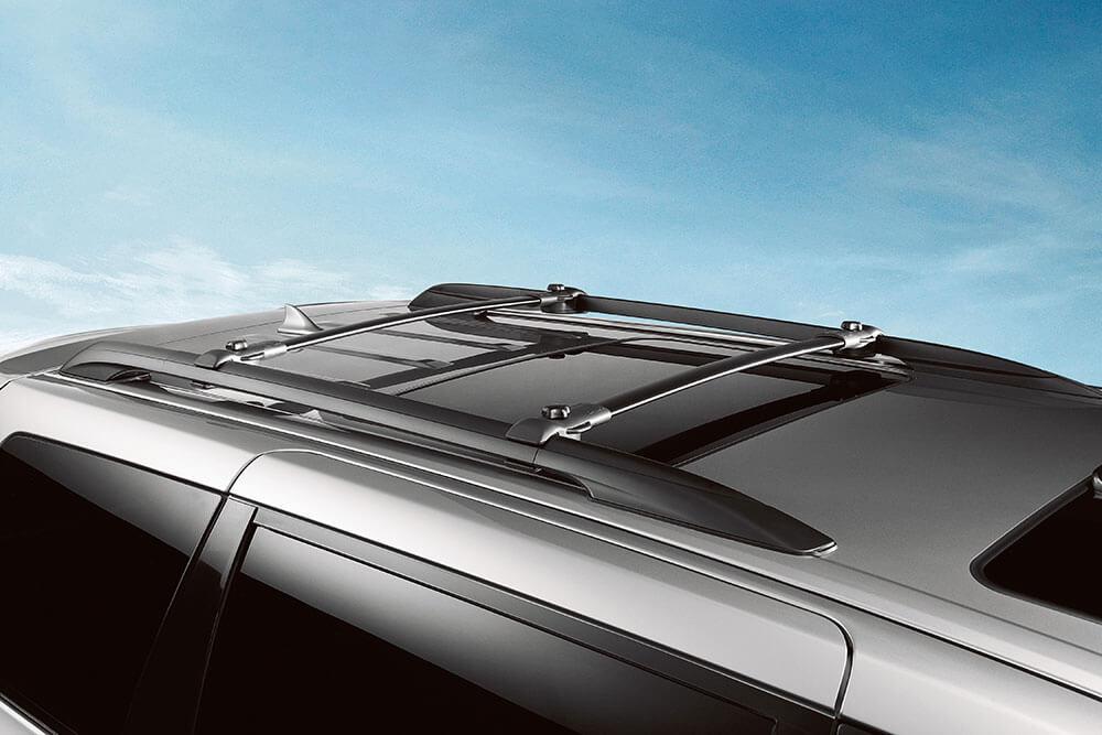 2016 Toyota Sienna roof rack