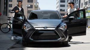2017 Toyota Yaris iA price