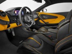 570S Full Interior