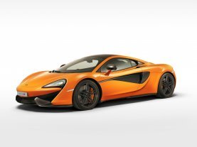 570S Sideview
