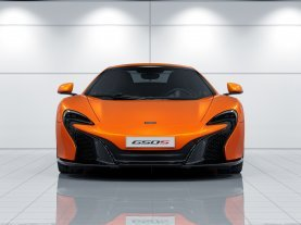 650S Frontview