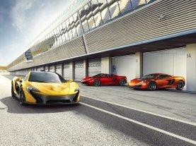 P1 Racetrack
