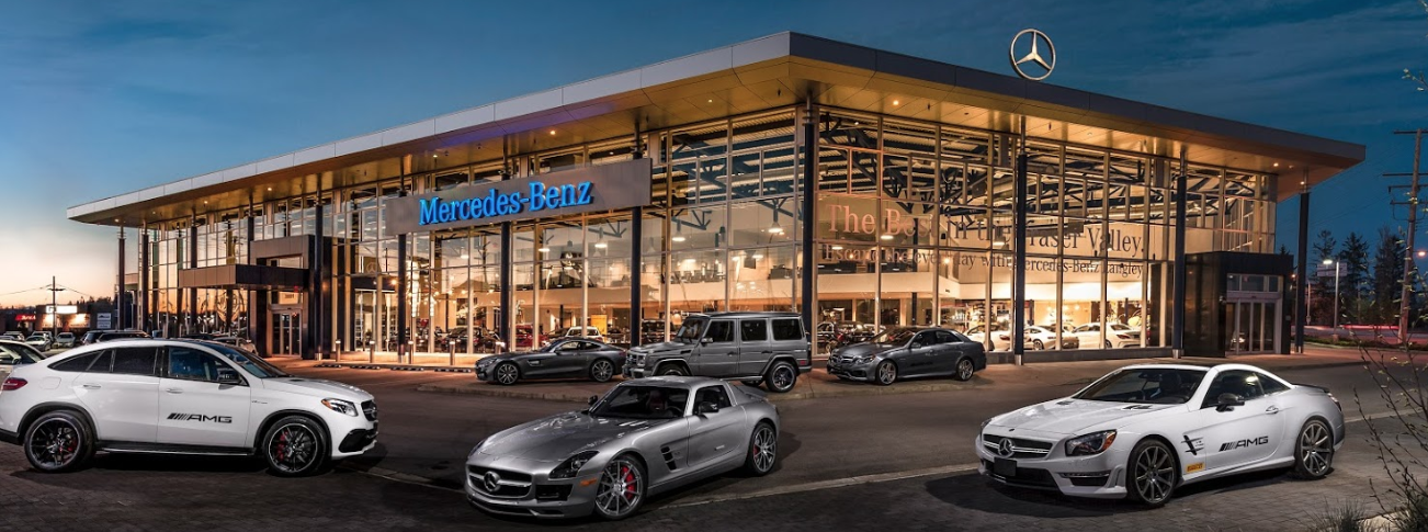 Mercedes benz and pre owned car dealer mercedes benz langley for Dealership mercedes benz