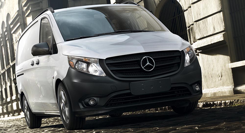 Mercedes Benz Fleet Vehicles