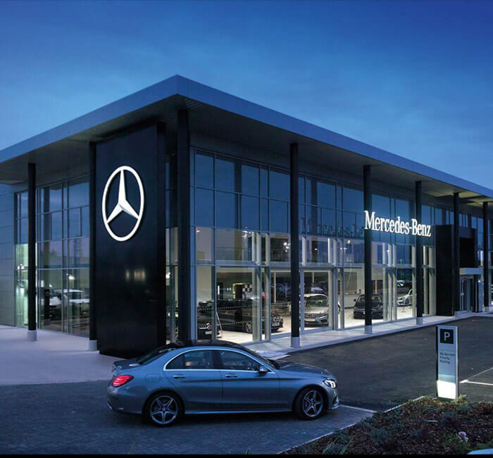 Image gallery mercedes bedford for Atlanta mercedes benz dealers