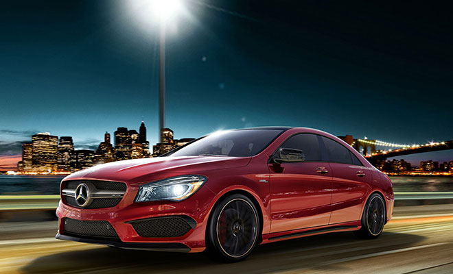 Mercedes for sale or lease model lineup comparisons for Mercedes benz cla lease deals