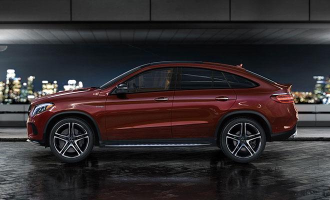 2016 Mercedes GLE Coupe SUV GLE450 AMG®, AMG® GLE43, AMG® GLE63 in Cincinnati, Ohio