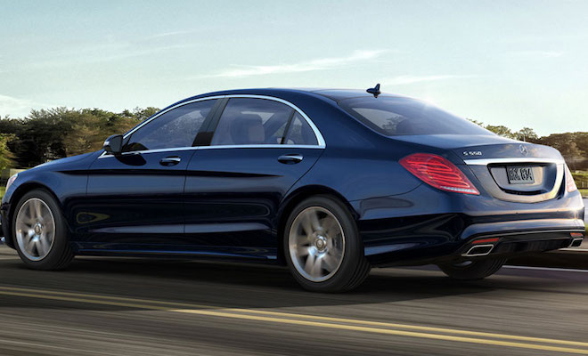 2017 Mercedes Models: S550 Sedan, S550e Sedan, S600 Sedan, AMG® S63 Sedan, AMG® S65 Sedan Cincinnati, Ohio