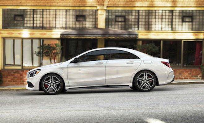 2016 Mercedes CLA-CLass CLA250 AMG CLA45 Coupes for sale in Cincinnati, Ohio
