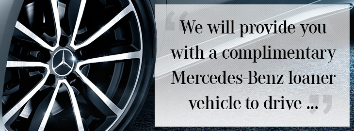 Mercedes-Benz Loaner