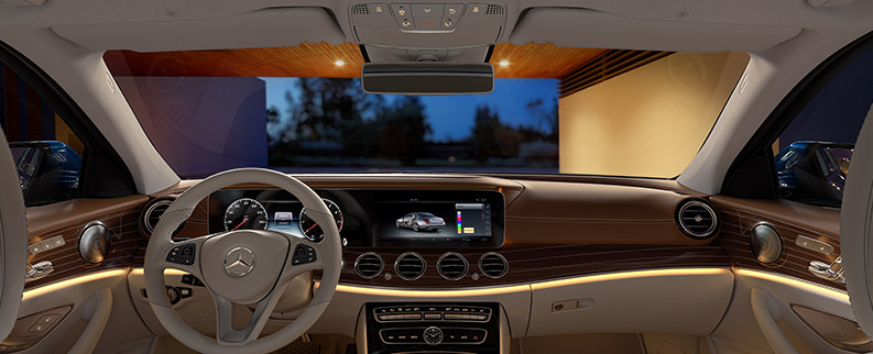 How To Program Your Mercedes Benz Homelink Garage Door Opener