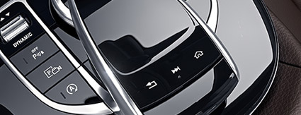 Mercedes-Benz COMAND® Navigation