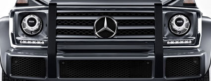 Mercedes-Benz COMAND® Navigation