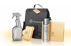 Mercedes-Benz Interior Car Care Kit