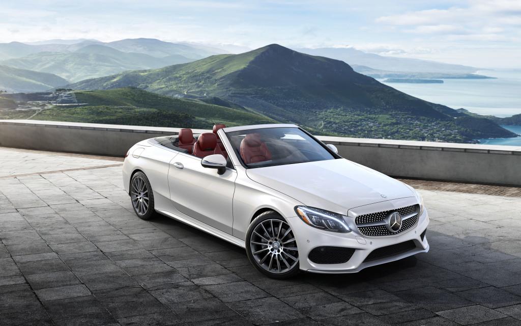 <span style='font-size: .5em'>Pre-Owned 2017 Mercedes-Benz</span><br>C300 Cabriolet