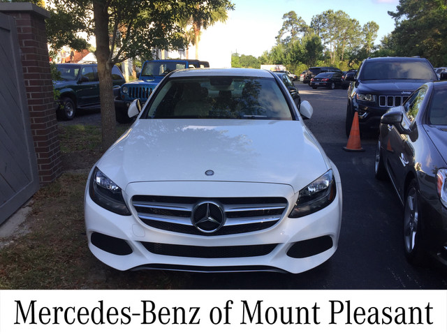 <span style='font-size: .5em'>2017 Mercedes-Benz</span><br>C 300 Sedan