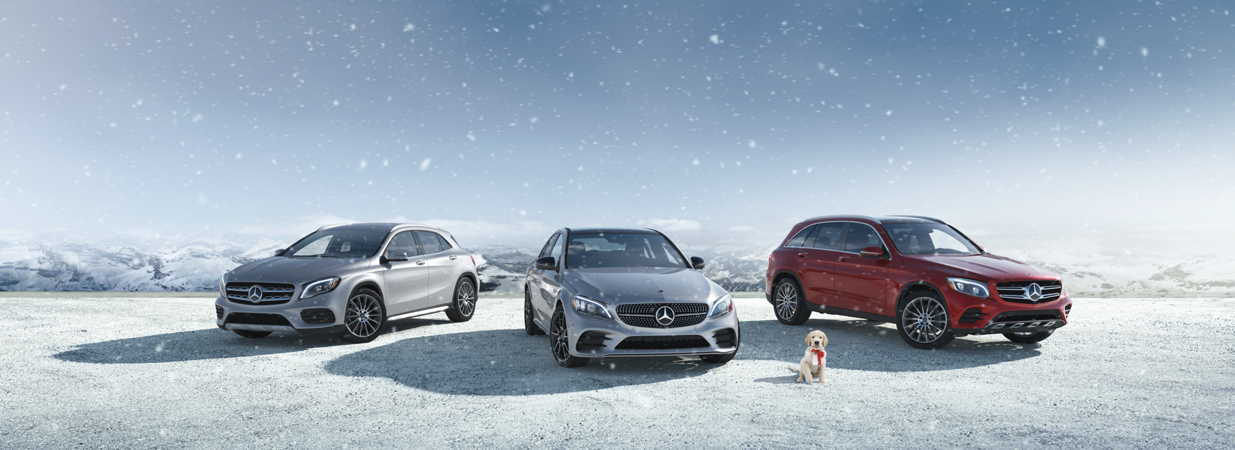 The Mercedes-Benz Winter Event