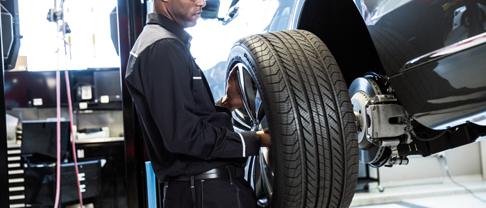 Tires & Alignment