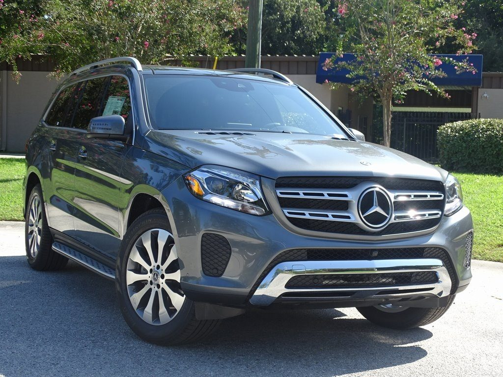 New 2018 Mercedes-Benz GLS 450 4MATIC