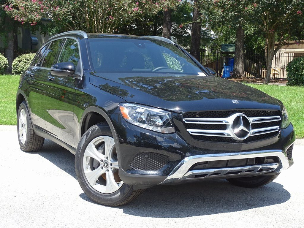 New 2018 Mercedes-Benz GLC 300 4MATIC