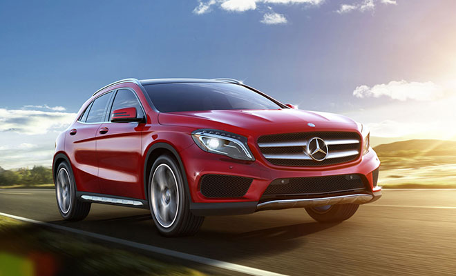 2016 Mercedes GLA GLA250 AMG® GLA45 SUV in West Chester, Ohio