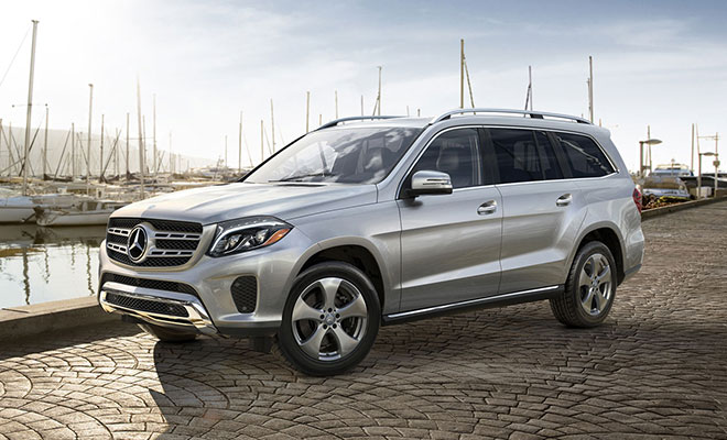 2017 Mercedes GLS Models: GLS450, GLS550, AMG® GLS63 in Cincinnati, Ohio
