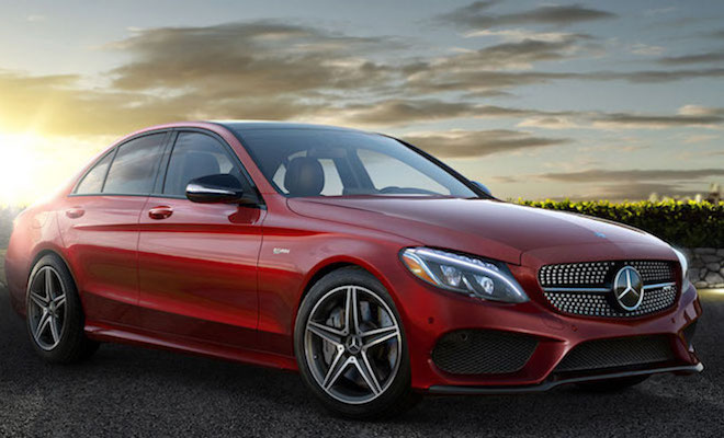 2017 Mercedes C-Class C300 Sedans in Cincinnati Ohio