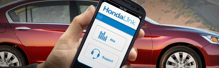 Hondalink Connecting Your Honda Accord To Your Phone Metro Honda