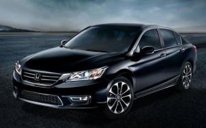 2015 Honda Accord 4 Door