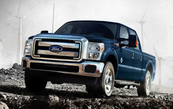 Ford's next gen F-350