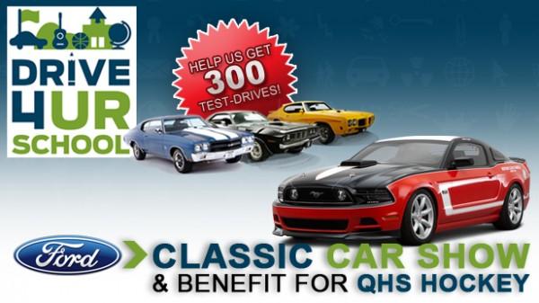 Quincy's Classic Car Show