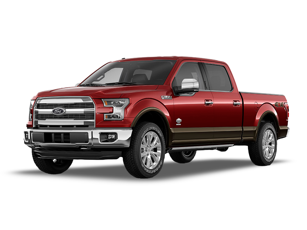 New 2016 Ford F-...F 150 Lease