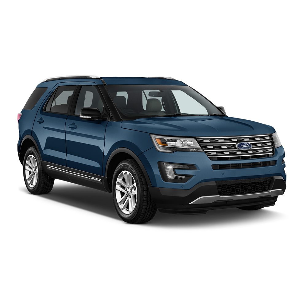 New Ford Vehicles For 2016: New 2016 Ford Explorer