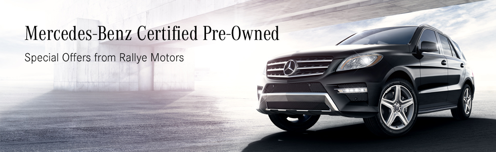 Mercedes Certified Pre Owned >> Mercedes Benz Certified Pre Owned Rallye Motors