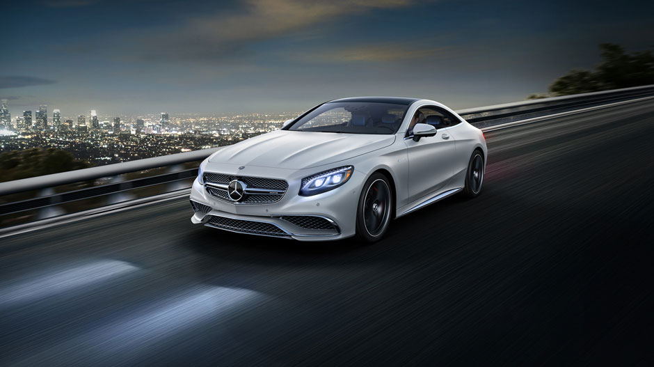 Our Slick, Sporty Stunner: 2015 Mercedes-Benz S-Class | Mercedes ...
