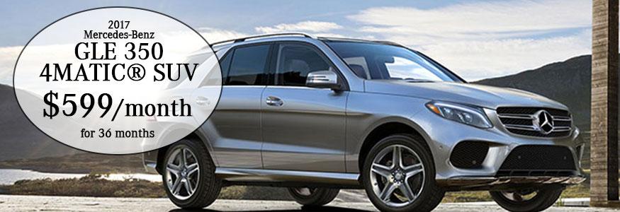 Dealer specials offers incentives mercedes benz of for Mercedes benz edison service