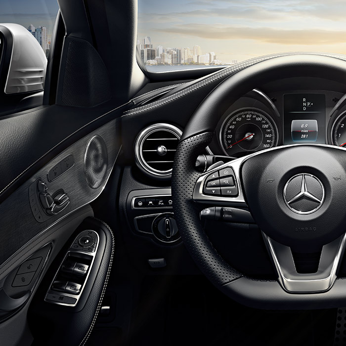 2016 Mercedes-Benz C300 Interior Door Handle