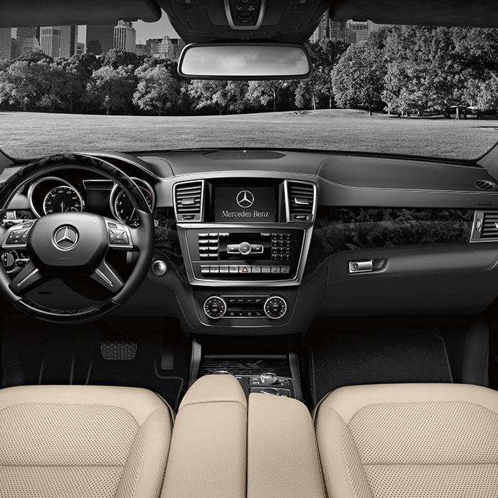 2017 Mercedes-Benz GLS Interior