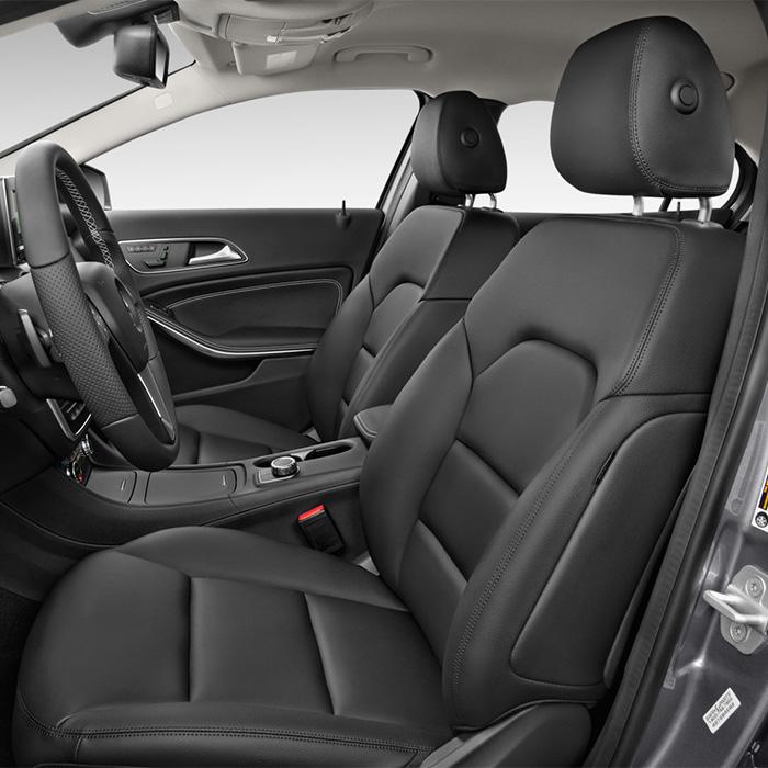 2017 Mercedes-Benz GLA Seats