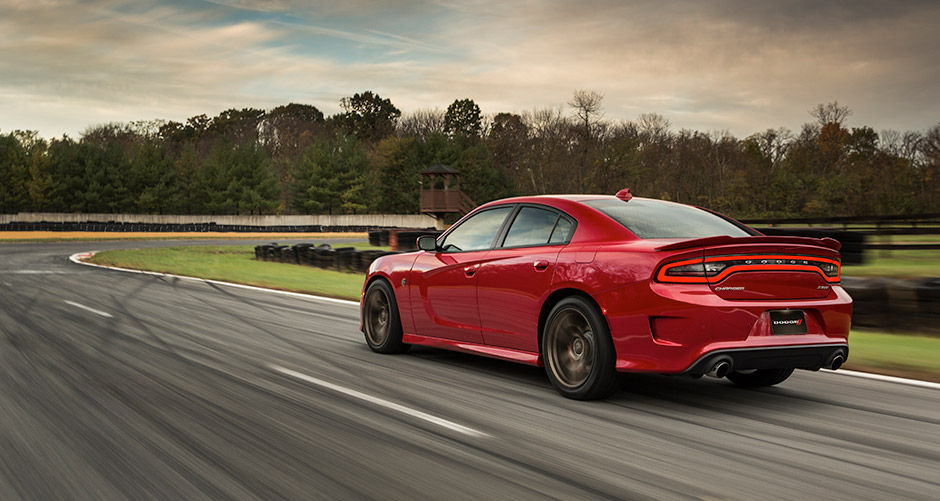 2016 Dodge Charger High Performance Styling Exterior