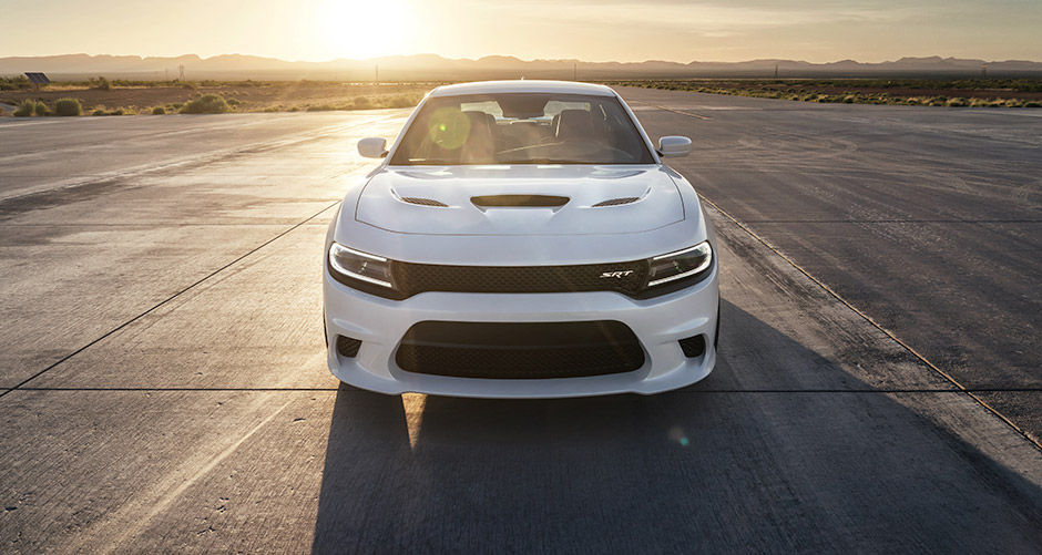 2016 Dodge Charger Front Exterior