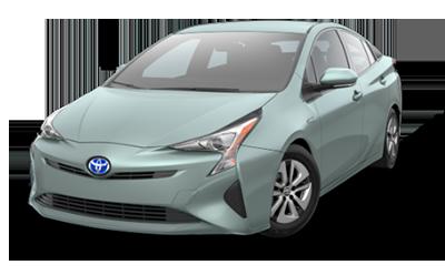2016 Toyota Prius 3 Teal
